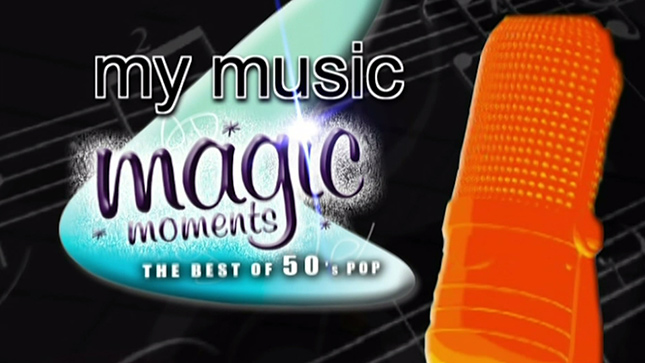 Magic Moments: The Best of 50's Pop - Tuesday, August 23 at 7pm