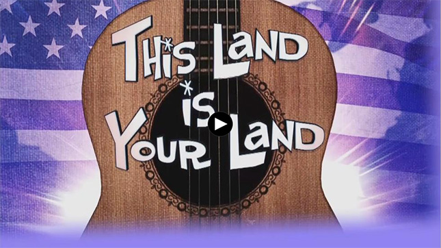 This Land Is Your Land (My Music) - Monday, August 29 at 7pm