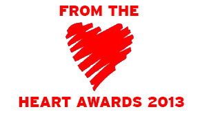 From the Heart Award 2013