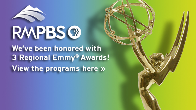 RMPBS Honored with 3 Regional Emmys®