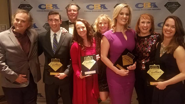 RMPBS Honored by Colorado Broadcasters Association