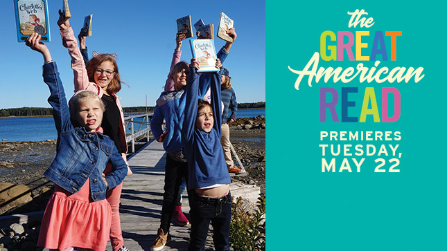 The Great American Read - Premieres May 22