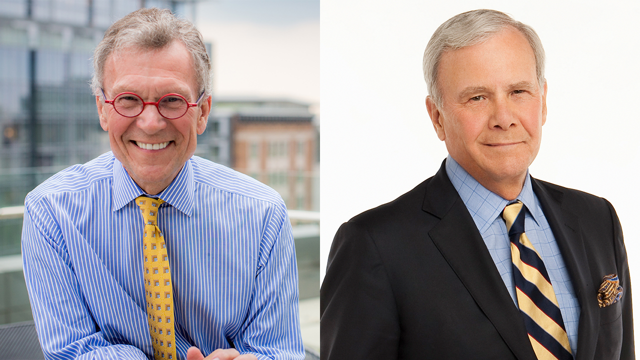 Daschle Dialogues: Tom Brokaw