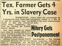 Texas Farmer Slavery Case