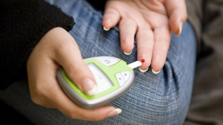 Tight Control Of Type 1 Diabetes Saves Lives, But It's Tough