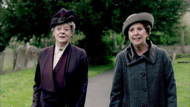 Downton Abbey Season 5 is coming!