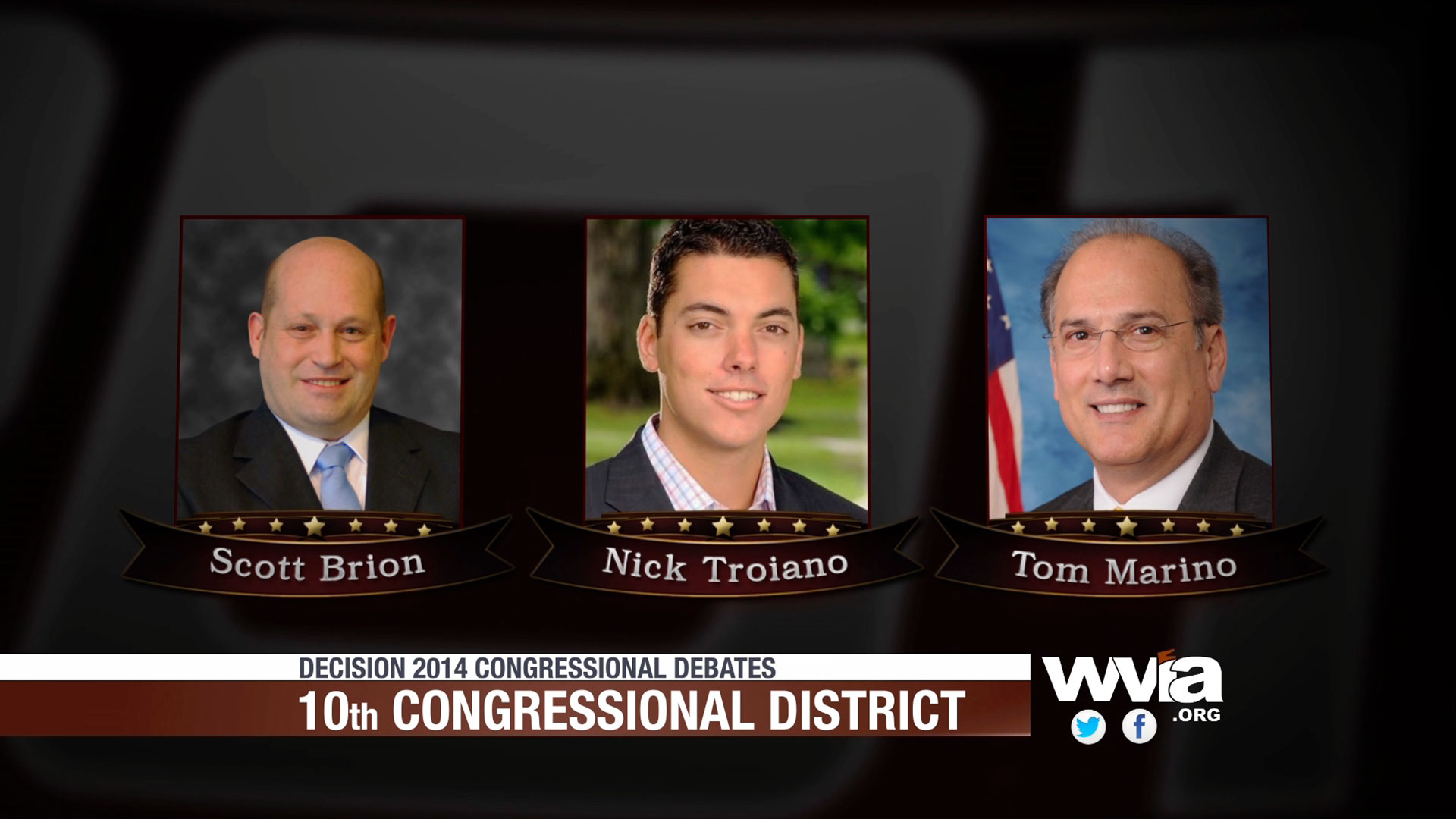 10th Congressional District Debate