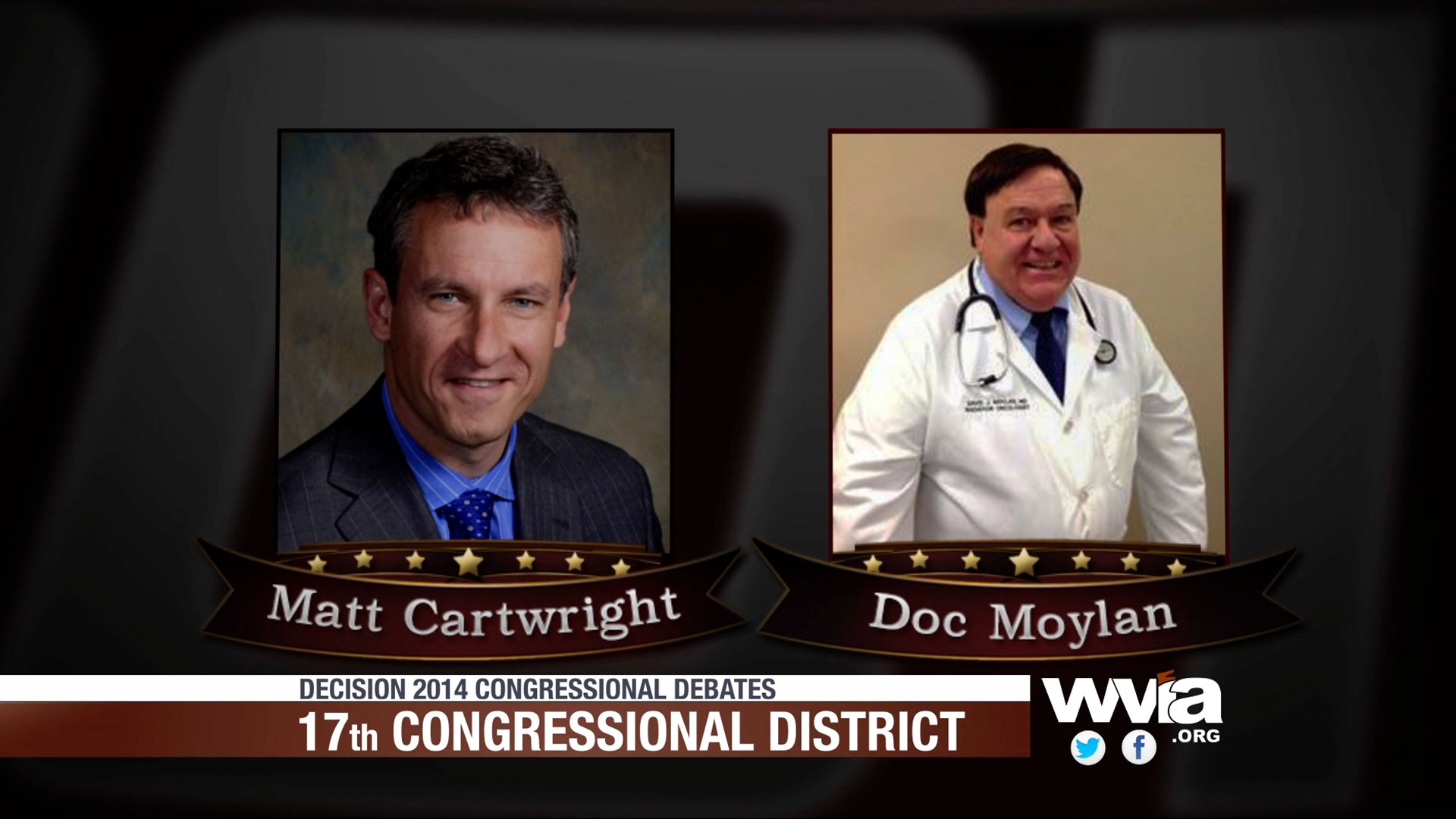 17th Congressional District Debate