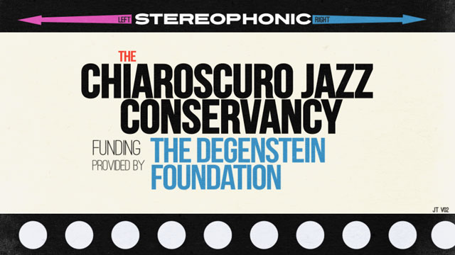 The Chiaroscuro Jazz Conservancy