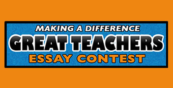great teachers essay contest education wvia