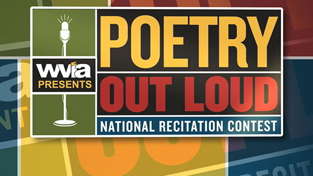 2014 Poetry Out Loud Regional Competition