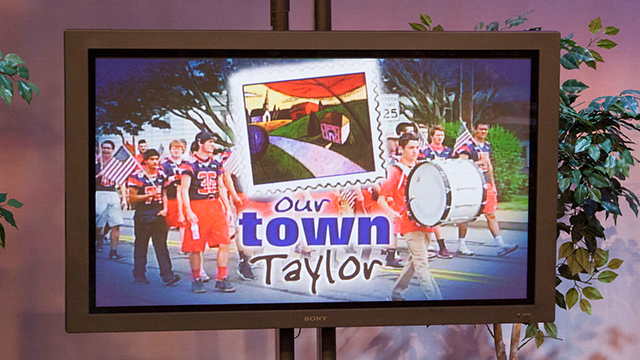 Our Town Taylor Premiere Event
