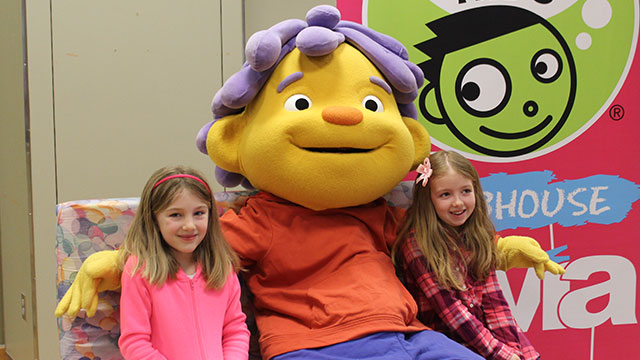 PBS Kids Clubhouse Community Event