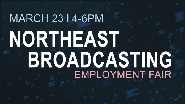2015 Northeast Broadcasting Employment Fair