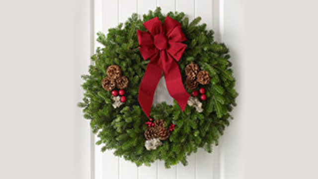 Pledge for a Holiday Wreath