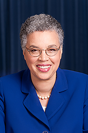 Did you miss our Special One-on-One with Cook County Board President Toni Preckwinkle?