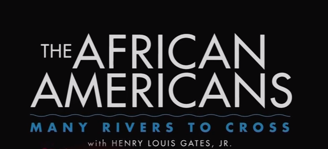 The African Americans Many Rivers to Cross