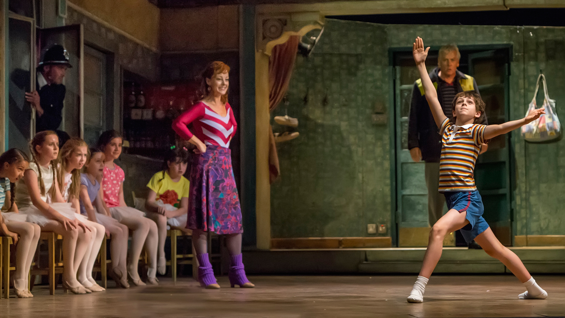 Great Performances: Billy Elliot the Musical Live