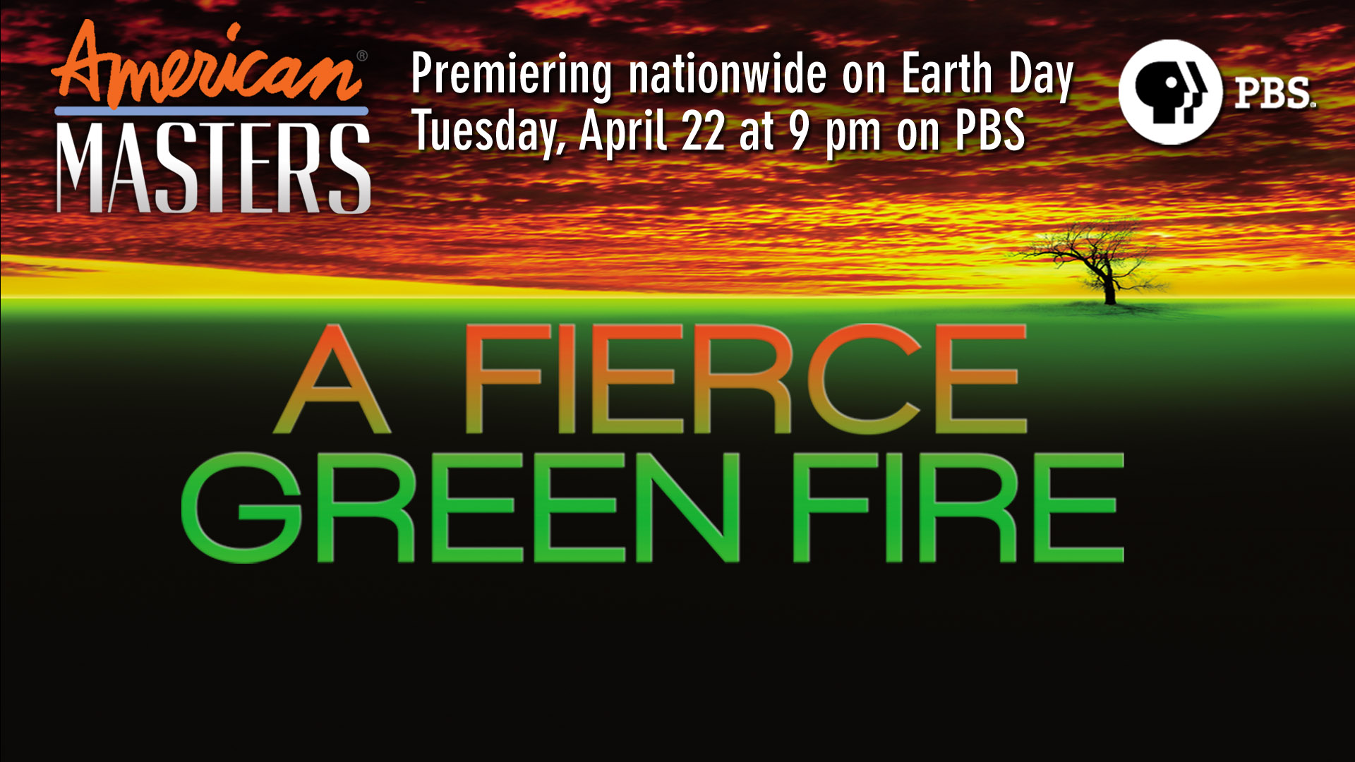 A Fierce Green Fire  - Full Film