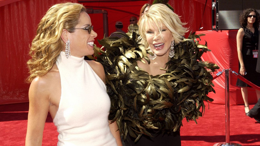 Remembering Joan Rivers' Fearless Career