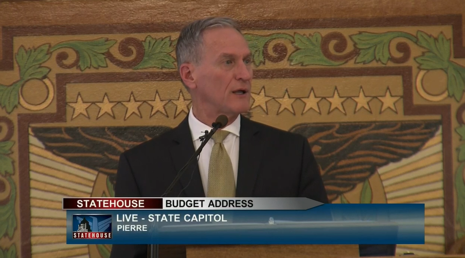 Governor's Fiscal Year 2019 Budget Address