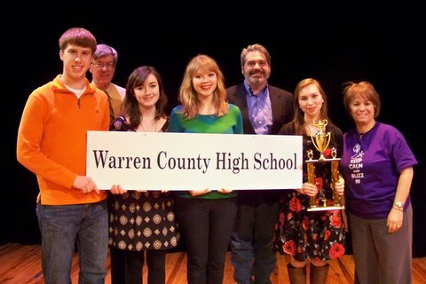 3rd Place:  Warren County HS