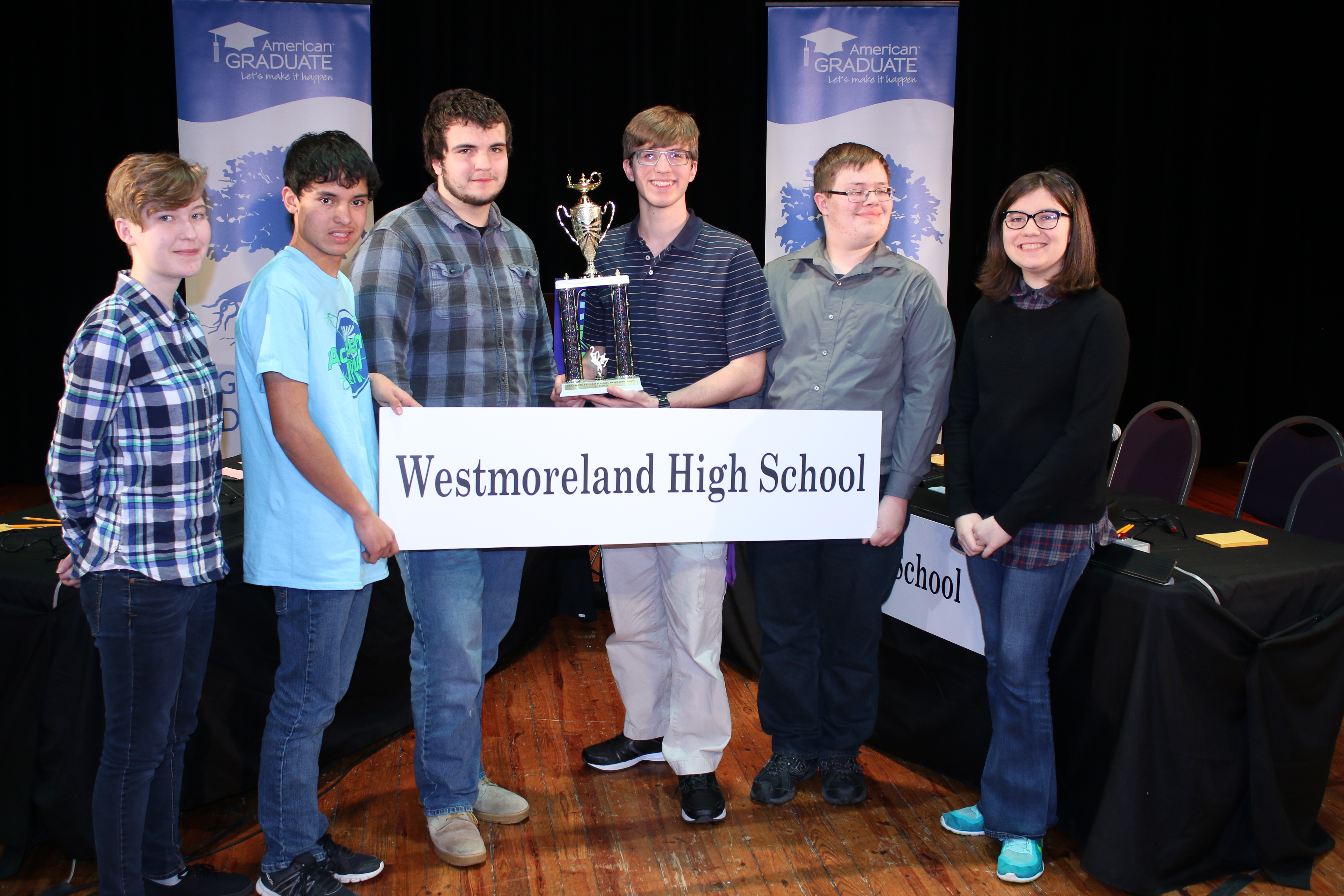 3rd Place: Westmoreland HS