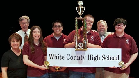 1st Place - White County High School