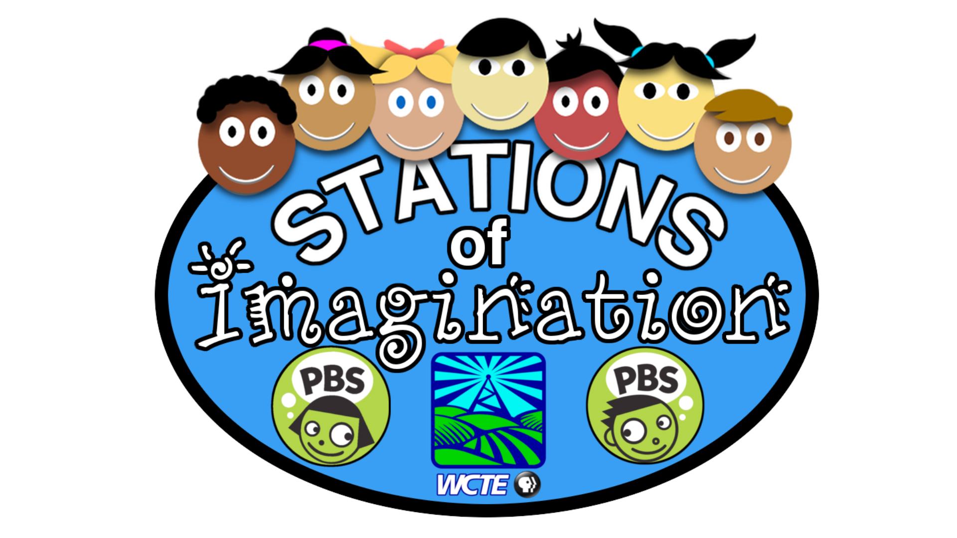 WCTE's Stations of Imagination at Fall FunFest
