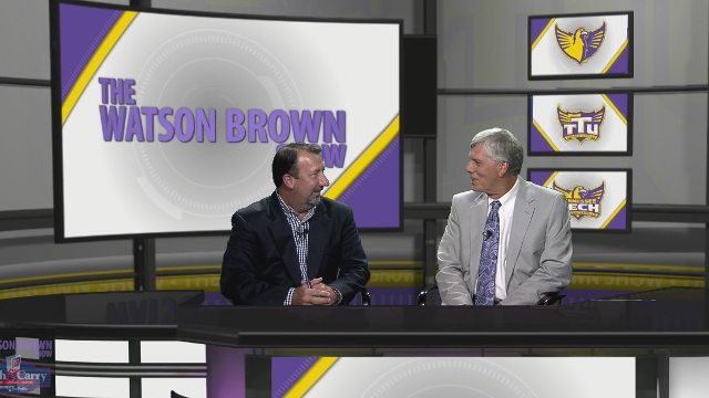 The Watson Brown Show - Wednesdays at 5 p.m.