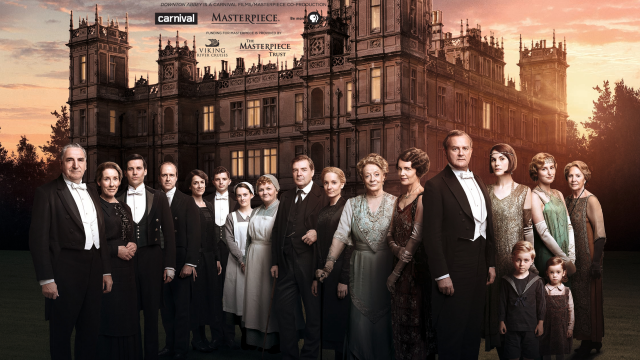 "Coming in December - ""Downton Abbey"" Screening and After Party"