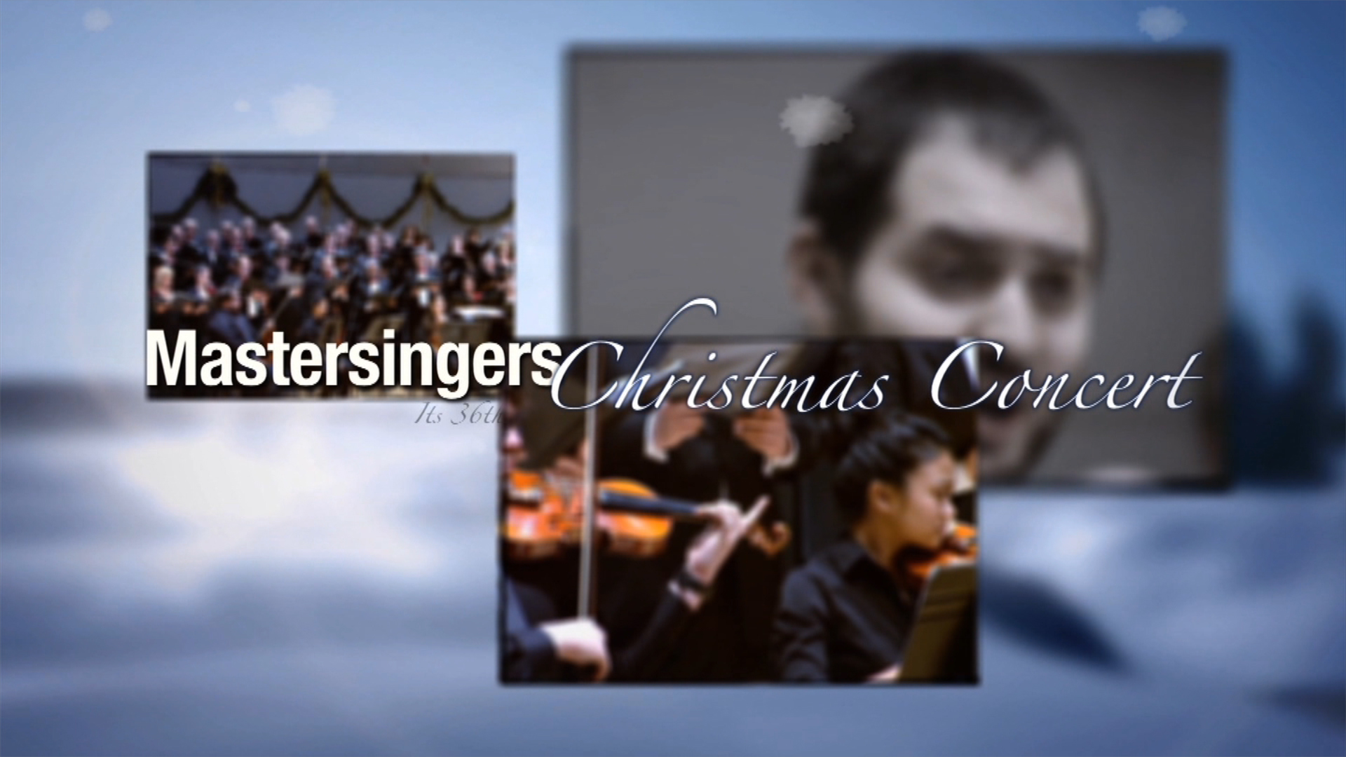 Mastersingers: Many Moods of Christmas