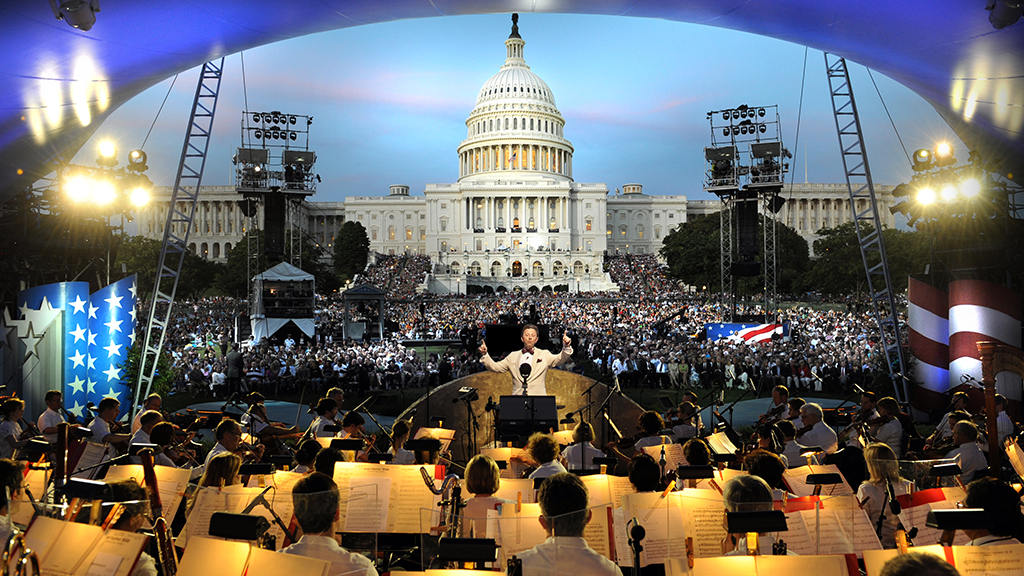Watch a Preview | National Memorial Day Concert