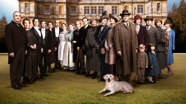 'A Salute to Downton Abbey' Features Interviews, Highlights, and Previews of the Final Season