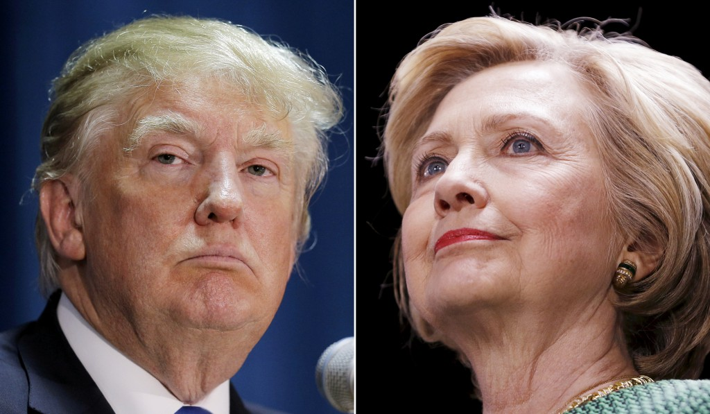 How the candidates prepared for their first face-off