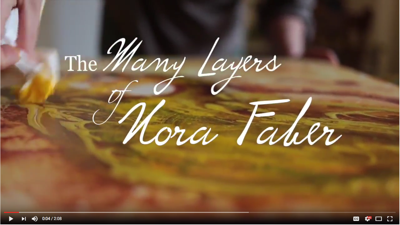 The Many Layers of Nora Faber