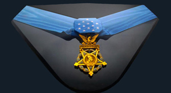 West Michigan Medal of Honor Display
