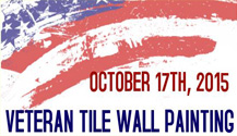 Veterans Tile Wall