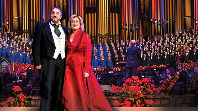 Christmas with the Mormon Tabernacle Choir 2014