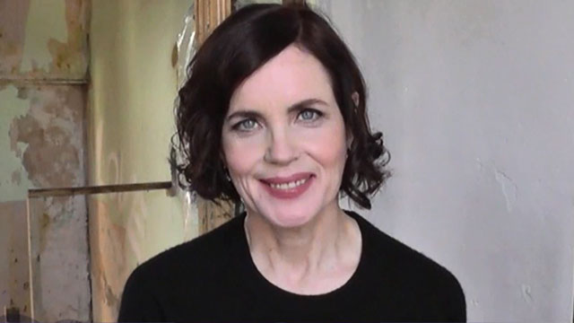 Message from Elizabeth McGovern