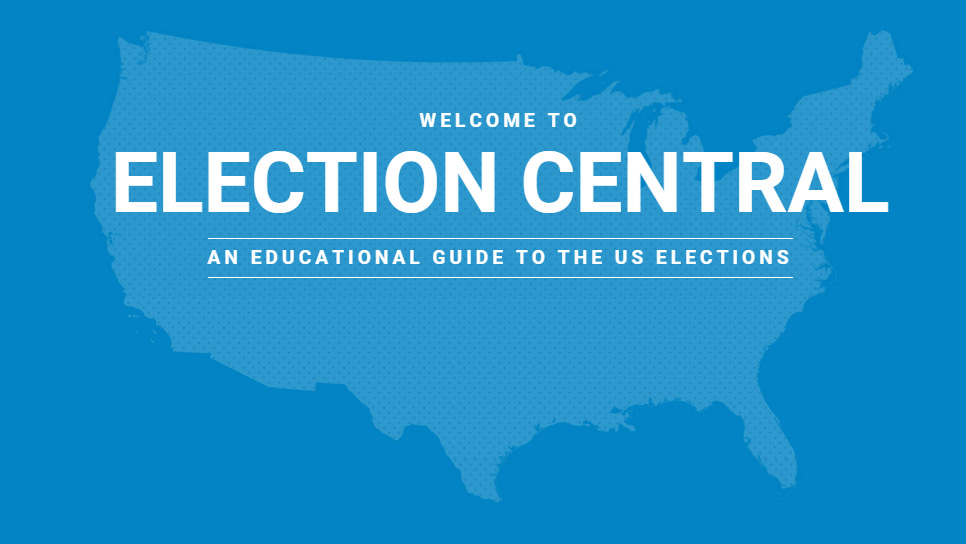 PBS LearningMedia | Election Central