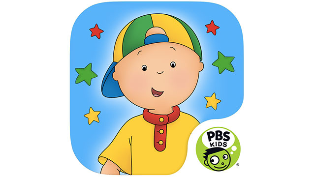 Caillou Let's Pretend