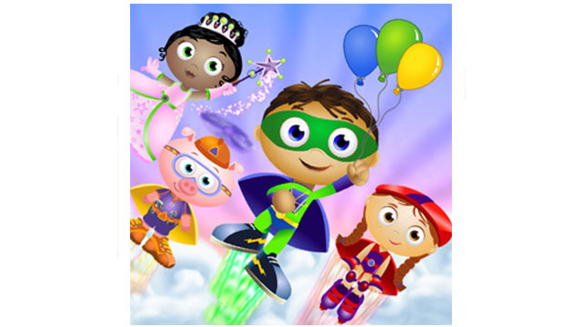 Super Why! Alpha Boost!
