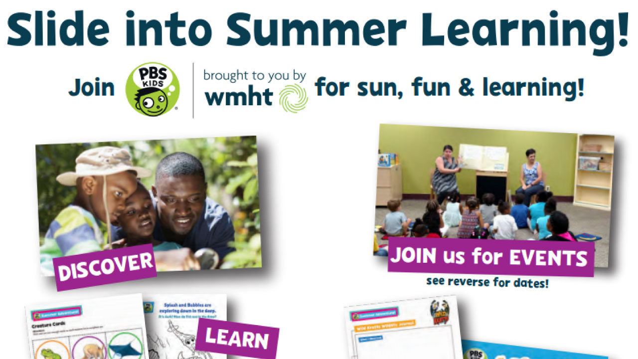 Summer Learning Events