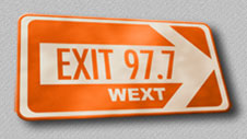Exit 97.7 WEXT
