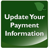 Update your payment information online