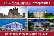 Downton Abbey Sweepstakes