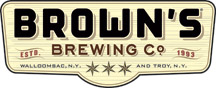 Visit Brown's Brewing Company Online