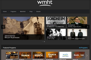 WMHT Video Player