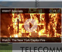 The New York Capitol Fire